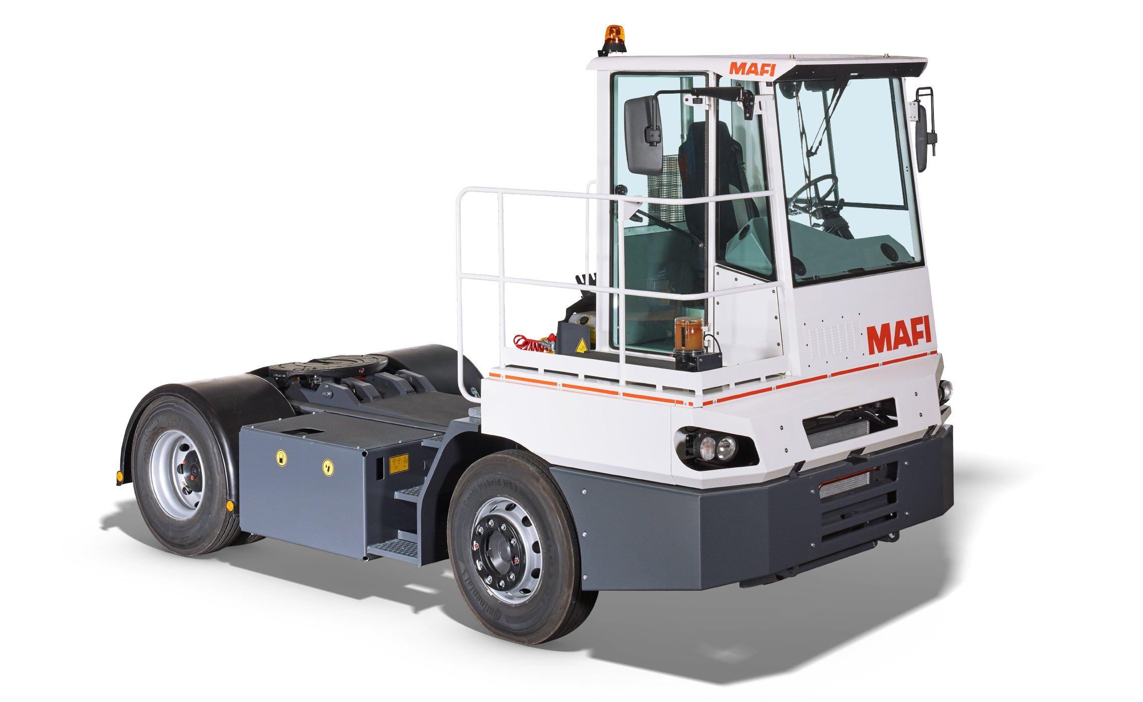 ターミナル-トラクターT230-トラクター/ MAFI Transport-Systeme GmbH