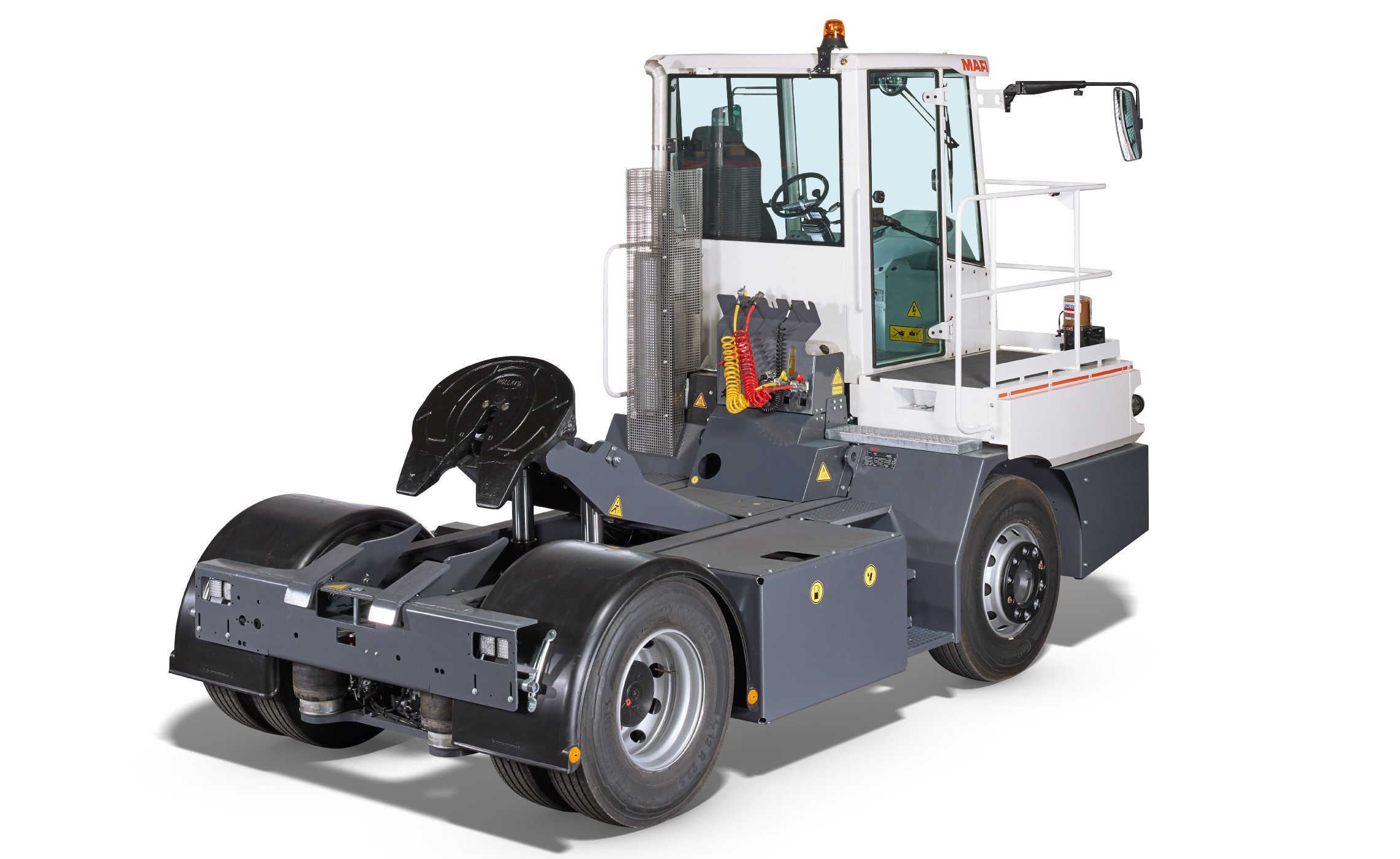 Terminal-Tractor T 230 - Tractors / MAFI Transport-Systeme GmbH